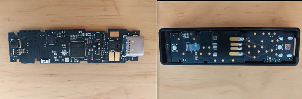 Chip nhớ & cổng USB bị cài virus, can thiệp phần cứng
